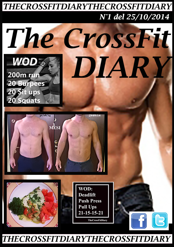 the crossfit diary